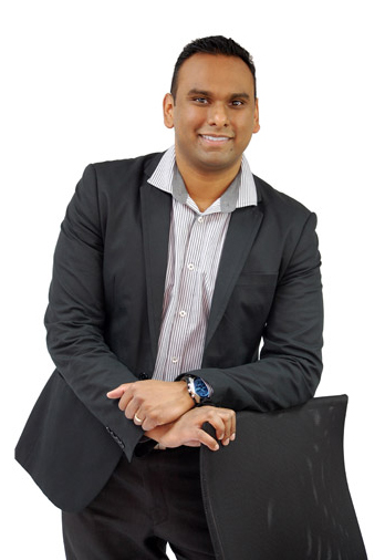 Ashley Chetty Financial Adviser
