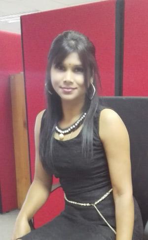 Veena Pillay