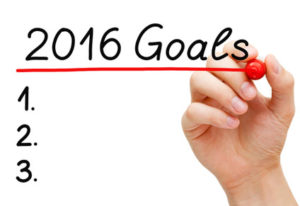 Financial Goals for 2016