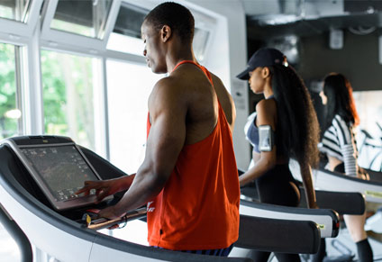 The Cost of Not Exercising