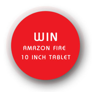 Win a Kindle Fire 10 Inch Tablet