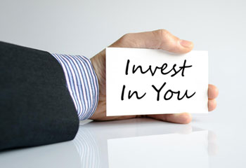 Wise People Invest in Themselves