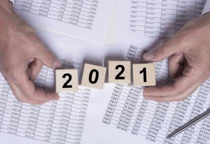 Top Tips for Financial Planning for 2021